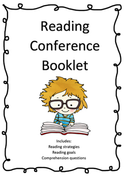 Reading Conference Booklet