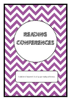 Guided Reading Conferencing book {FREEBIE}