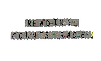 Reading Counts / AR Race to 100,000 words