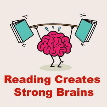 Reading Creates Strong Brains - Brain Gym, reading power