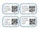 Reading Decimals Task Cards with QR Codes