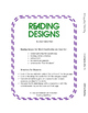 VOCABULARY | Early Finishers | GEOMETRIC DESIGNS | Color |