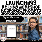 Reading Exit Slips - For Launching Your Reading Workshop (