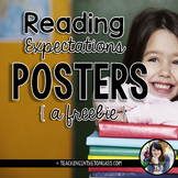 Reading Expectations Posters Free