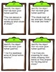 Reading Files - Personification Task Cards & Bonus Pages f