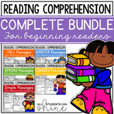 Reading Comprehension COMPLETE BUNDLE