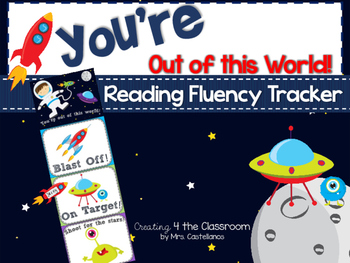 Reading Fluency Clip Chart
