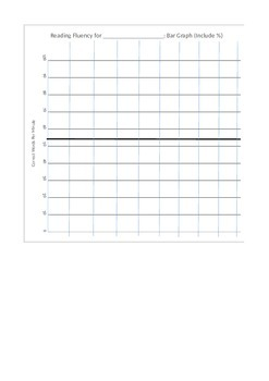 10-Month Reading Fluency Editable Data Collection Form
