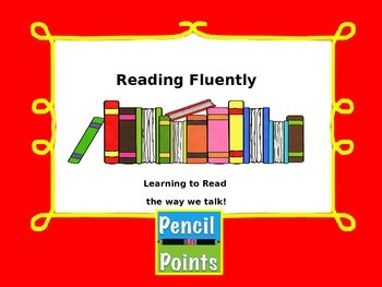 Reading Fluency Mini Poster Set
