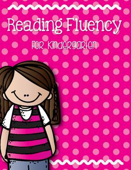 Reading Fluency in Kindergarten