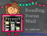 Reading Focus Board BRIGHT Colors