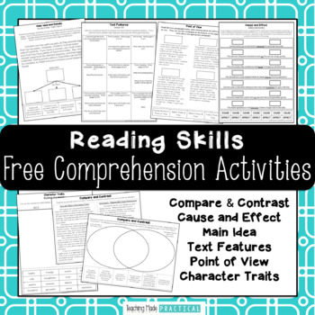 Reading Skills: Free Sample