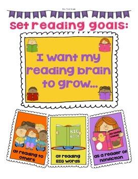 Set Reading Goals
