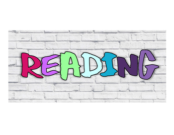 Reading Graffiti Sign