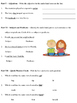 Reading Grammar Test