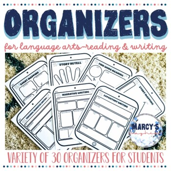 Reading Graphic Organizer fiction or nonfiction