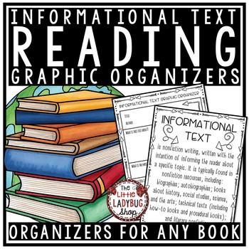 Informational Text 3rd Grade, 4th Grade, 5th Grade