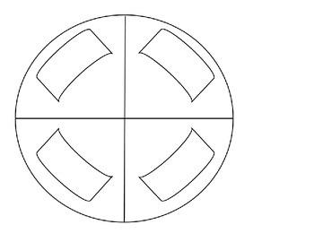 Reading Group Wheel