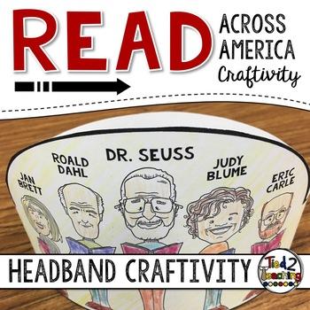 Reading Headbands Craftivity - Read Across America