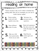 Reading: Helpful Tips for Parents