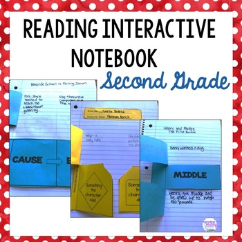 Reading Interactive Notebook for the Primary Grades: Grade 2