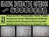 Reading Interactive Notebook with Passages
