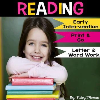 Reading Intervention
