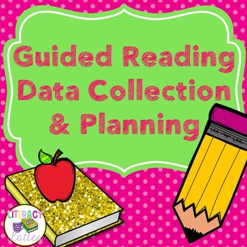 Guided Reading Organization and Data Collection {small gro