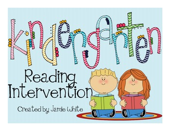 Reading Intervention-Letters and Sounds