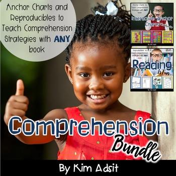 Reading Comprehension Bundle: Reading Is Fun