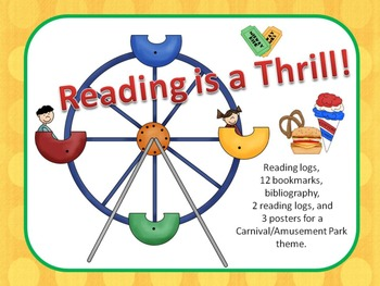 Reading Is a Thrill! - Reading Materials for a Carnival/Am