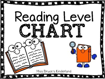 Reading Level Organizer