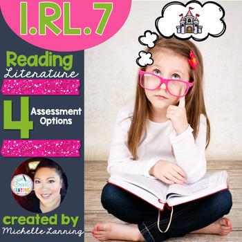 Common Core Reading Literature 1RL7