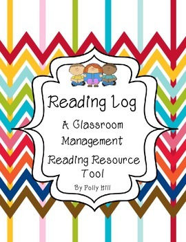 Reading Log:  A Classroom Management Reading Resource Tool