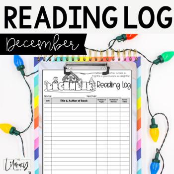 Reading Log {December}