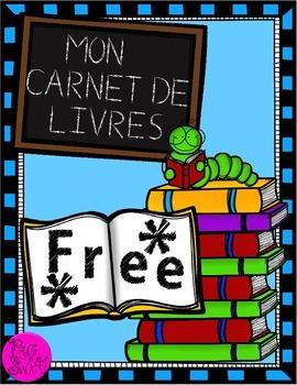 Reading Log ~ French