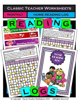Reading Log Monthly Templates: Happy Face Reading Log - Bo