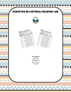 Reading Log/Registro de lectura