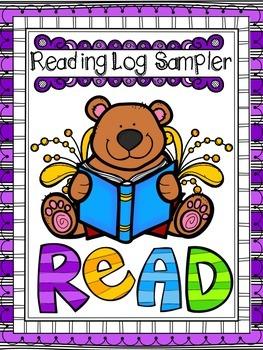 Reading Log Sampler