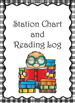Reading Log and Station Chart