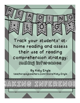 Reading Log for Making Inferences