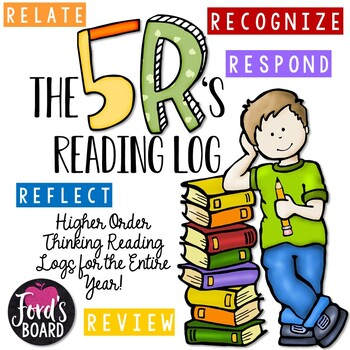 Reading Logs for the Entire Year!