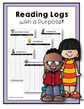 Reading Logs with a Purpose