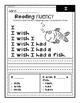 Reading Mastery Reading Fluency Sentences L91-108 (Set 1)
