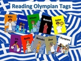 Reading Olympian Motivation Tags