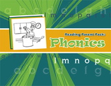 Reading Parent Pack: Phonics