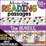 Reading Comprehension Passages All-in-One BUNDLE