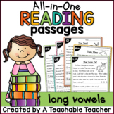 Long Vowel Reading Passages