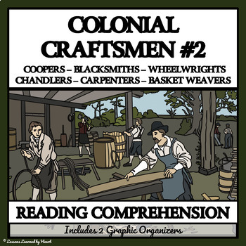 Reading Passages and Comprehension Questions - Colonial Cr