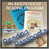 Independent Reading Program - Reading Passports